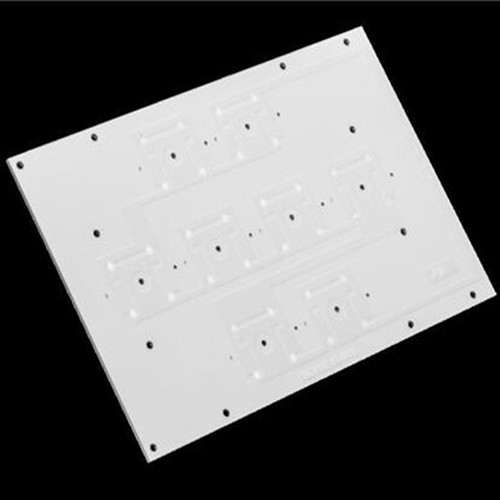 Square Shape Cem-1 Material LED PCB